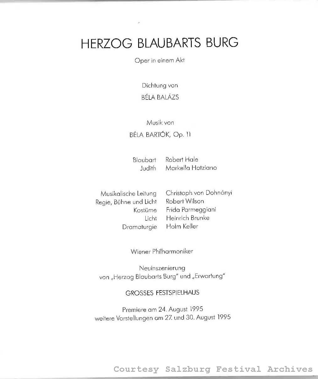 Christoph von Dohnanyi - Performances - Vienna Philharmonic ...